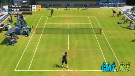 Virtua Tennis 2009 (2009MULTI6 + RUSRePack)