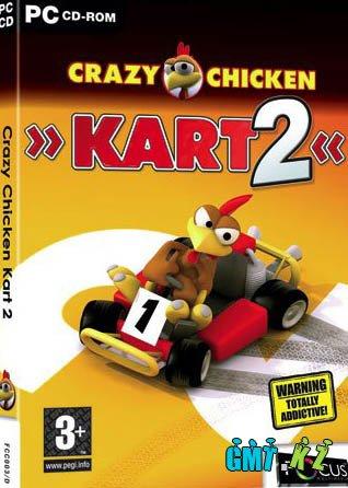 Crazy Chicken Kart 2 / Морхухн Легенды картинга 2 (2007/RUS)