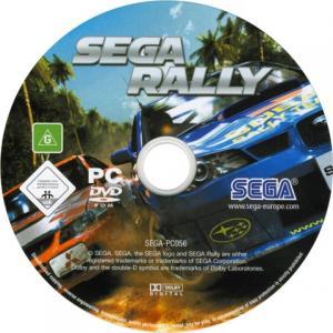 Sega Rally Revo (2007/RUS/Лицензия)