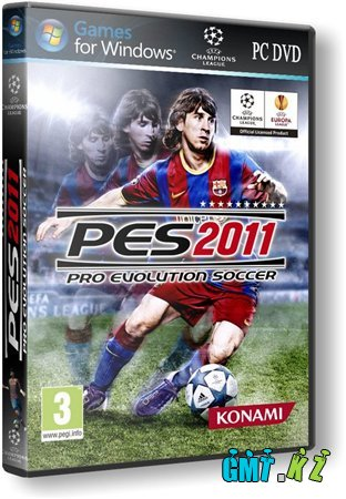 UltiMATe Patch Season 2011 v 1.0 for PES (2011/RUS)