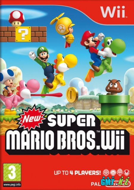 MARIO TÉLÉCHARGER FOREVER SUPER BROS V44 3