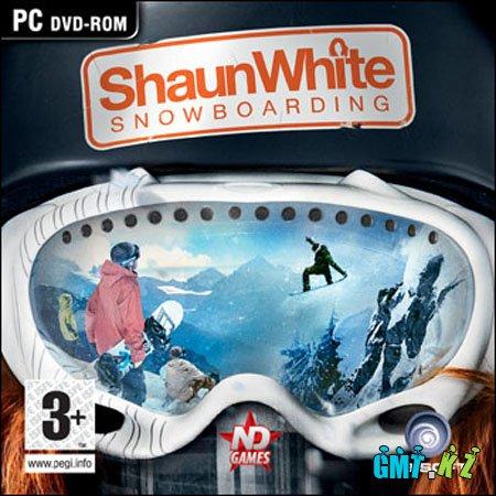 Shaun White Snowboarding (2009/Rus/Eng/Лицензия)