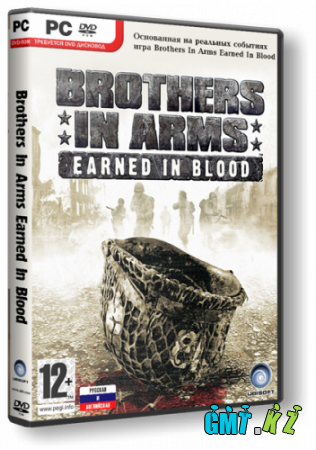 Трилогия Brothers in Arms (2005-2008/RUS/RePack от R.G. Механики)