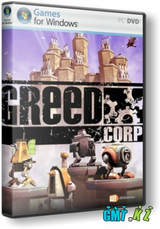 Greed Corp (2010/ENG/RePack)