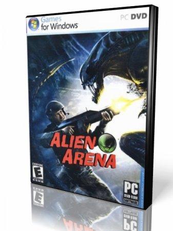 Alien Arena 2011 (2010/ENG)