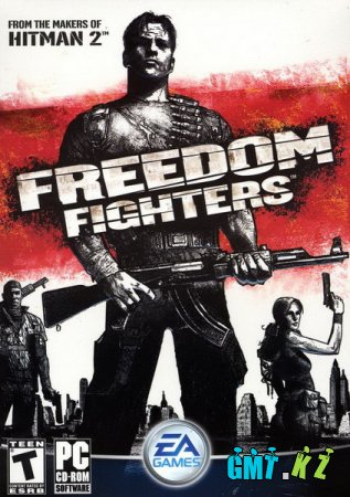 Freedom Fighters / Борцы за Cвободу (2004/RUS)