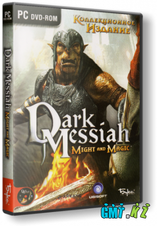 Dark Messiah of Might and Magic (2006/RUS/RePack от R.G. ILITA)