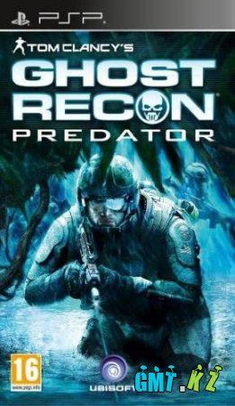 Tom Clancy's Ghost Recon: Predator (2010/ENG/ISO)