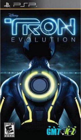Tron Evolution [2010/RUS/ISO]
