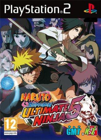 Naruto Shippuden: Ultimate Ninja 5 [2009/ Eng]