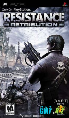 Resistance: Retribution (2009/RUS/Iso)