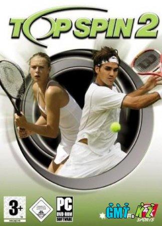 Top Spin 2 (2007/RUS/RePack)