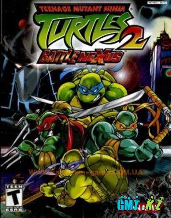 TMNT 2 / TEENAGE MUTANT NINJA TURTLES 2 - Battle Nexus / Черепашки Мутанты Ниндзя - Битва Нексус (2004/RUS/L)