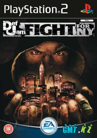 [PS2] Def Jam® FIGHT for NY™ [2004/PAL/RUS]