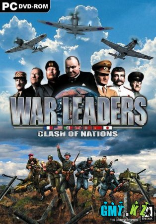 War Leaders : Clash of Nations (2008 / RUS)