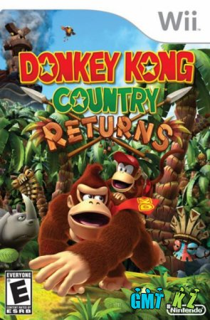 Donkey Kong Country Returns (2010eng)