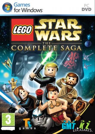 LEGO Star Wars:The Complete Saga (2009/RUS/ENG)
