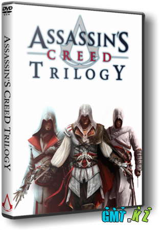 Assassin's Creed Антология (2008-2011/RUS/RePack)