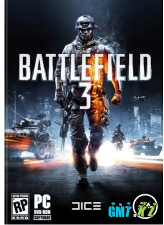 Battlefield 3 (2011/HDRip/Трейлер)