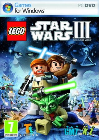 LEGO Star Wars III: The Clone Wars (2011/ENG)