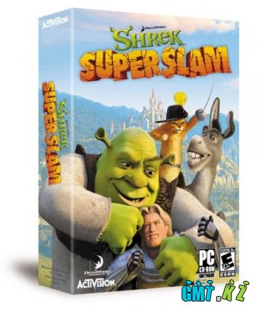 Shrek SuperSlam / Шрек Супер удар (2005/RUS/ENG/Лицензия)