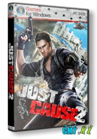 Just Cause 2 + все официальные DLC и UPDATE [2010/RUS/RePack]