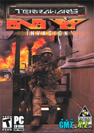 Война миров: Вторжение в Нью-Йорк/TerraWars: New York Invasion (2006/RUS/Лицензия)