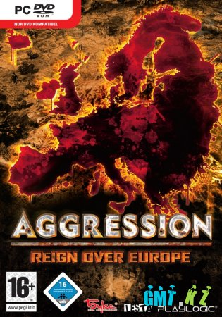 Aggression: Reign over Europe (2007/RUS/Лицензия)