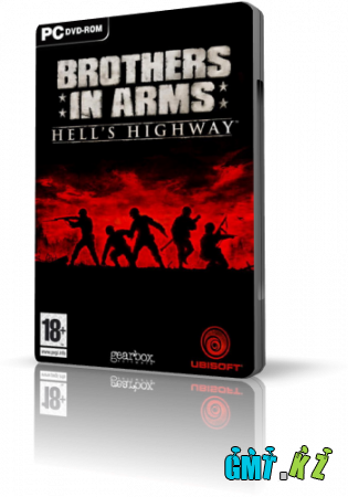 Brothers in Arms - Hell's Highway (Buka/2008/Rus/Repack)