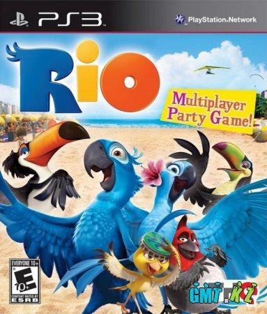 Rio (2011/ENG/EUR)