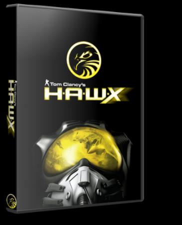 Tom Clancy's H.A.W.X (2009/Rus/Лицензия)