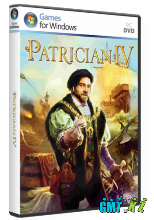 Патриций IV / Patrician 4: Conquest by Trade (2011/RUS/Лицензия)