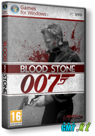 James Bond 007: Blood Stone (2010/Rus/Eng) [Lossless Repack by R.G. Catalyst]