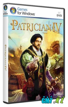 Патриций IV/Patrician 4: Conquest by Trade v. 1.3.0(RUS/2011/RePack by RG Virtus)
