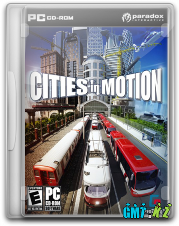 Cities in Motion (2011/RUS/Repack)