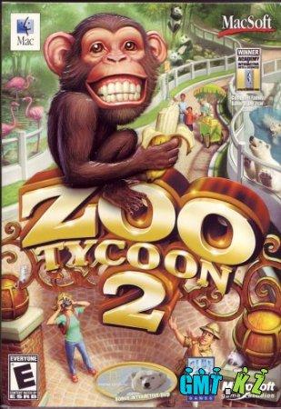 Магнат Зоопарка 2.Коллекция/Zoo Tycoon 2 Collection (2008/Rus+Eng/Лицензия)