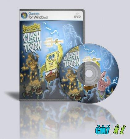 SpongeBob And The Clash Of Triton (2010/ENG/Лицензия)