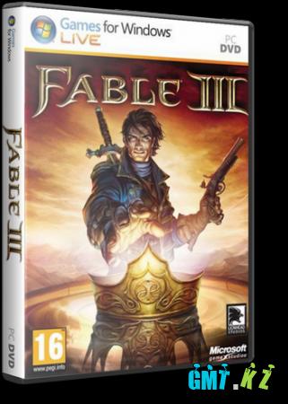 Fable III (2011/RUS/ENG/MULTI8/Лицензия)