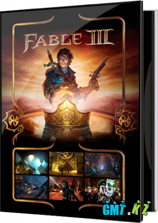 Fable 3 + Update (2011/RUS/ENG/2xDVD5 или 1xDVD9/RePack от Fenixx)