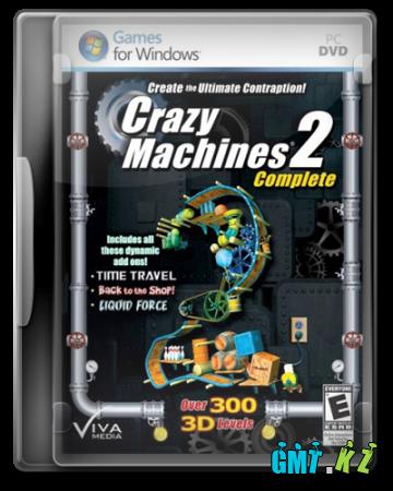 Crazy Machines 2 Complete (2011/ENG/Лицензия)