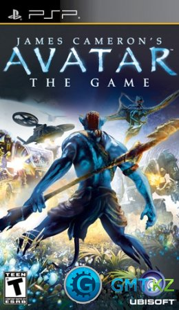 [PSP]James Cameron's Avatar: The Game [FULL/CSO/Multi3/Patched]