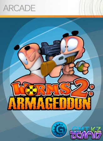 Worms 2 : Armageddon (2007/RUS-ENG/Лицензия)