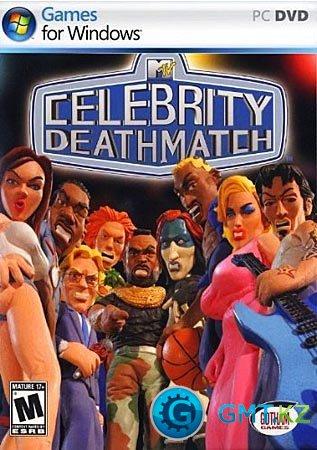 MTV Celebrity Deathmatch (2002/RUS/Лицензия)