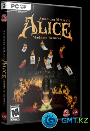 Русификатор для игры Alice: Madness Returns