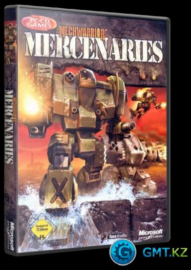 Скачать торрент MechWarrior 4: Mercenaries (2002/RUS/ENG