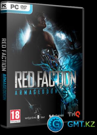 Red Faction: Armageddon (2011/RUS/ENG/Лицензия)