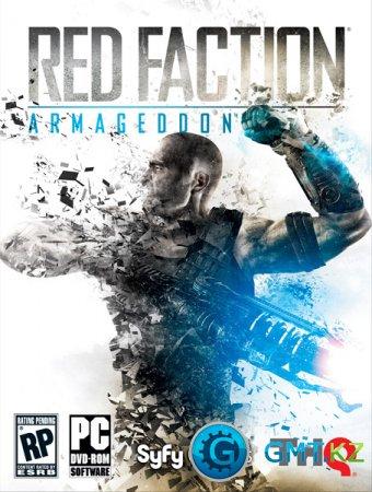 Red Faction: Armageddon (2011/CRACK+Phoenix)