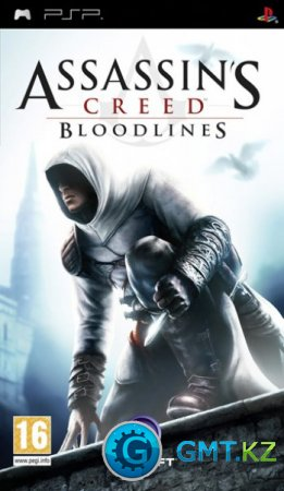 [PSP] Assassin's Creed: Bloodlines (RUS/2009/FULL/CSO)