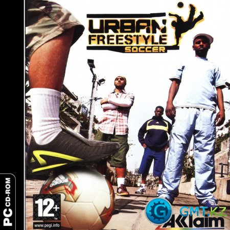 Urban Freestyle Soccer (2004/RUS/© R.G. KRITKA Packers)