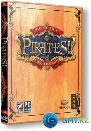 Sid Meier's Pirates! (2005/PC/RePack)